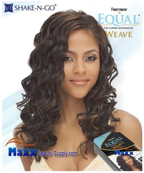 Freetress Equal Weave Synthetic Hair - Loose Deep 16""