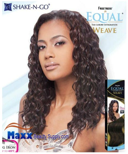 Freetress Equal Weave Synthetic Hair - Lust 14""