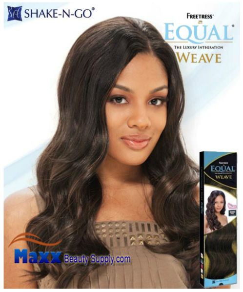 Freetress Equal Weave Synthetic Hair - Mellow Curl 18""