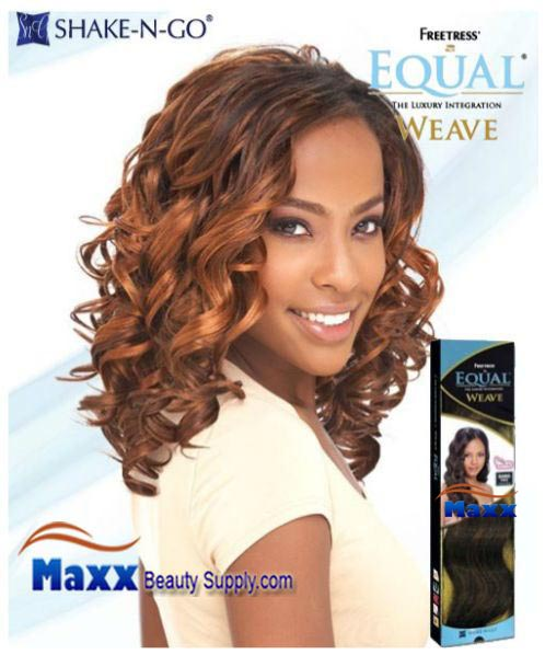 Freetress Equal Weave Synthetic Hair - Whisper 14""