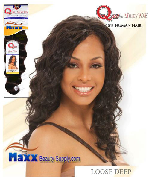 Loose Deep Wave Human Hair