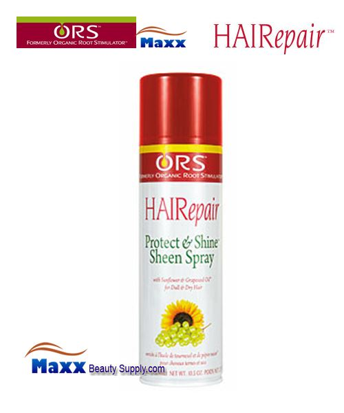 Organic Root Stimulator HAIRepair Protect & Shine Sheen Spray 14.6oz