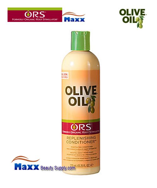 Organic Root Stimulator Olive Oil Replenishing Conditioner 12.25 oz