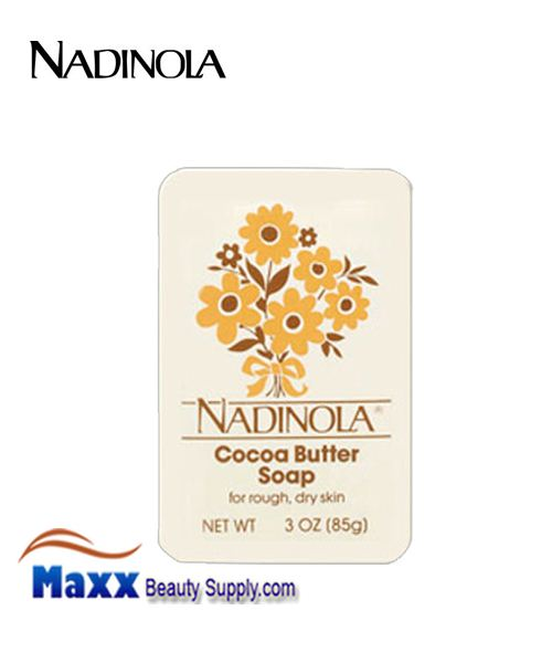 Nadinola Cocoa Butter Soap 3oz - Bar