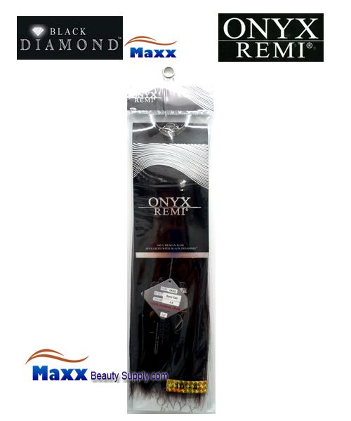 Black Diamond Onyx Essence 100 Human Hair Weave Remi Yaki 10 18