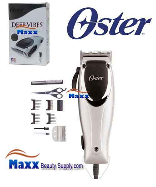 Oster 76080-010 Deep Vibes Adjustable Hair Clipper