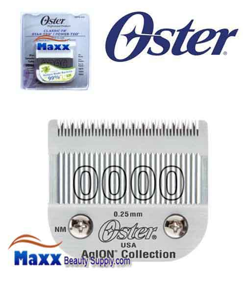 Oster 76918-016 Classic 76 Clipper replacement Blade - #0000