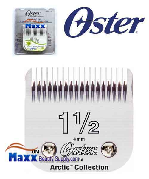 Oster 76918-116 Classic 76 Clipper replacement Blade - #1 1/2