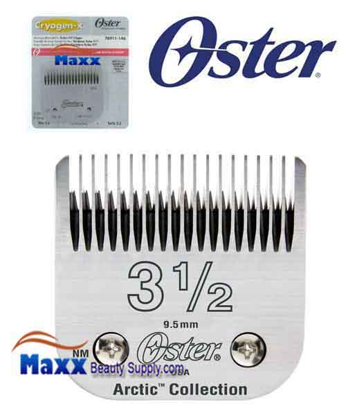 Oster 76918-146 Classic 76 Clipper replacement Blade - #3 1/2