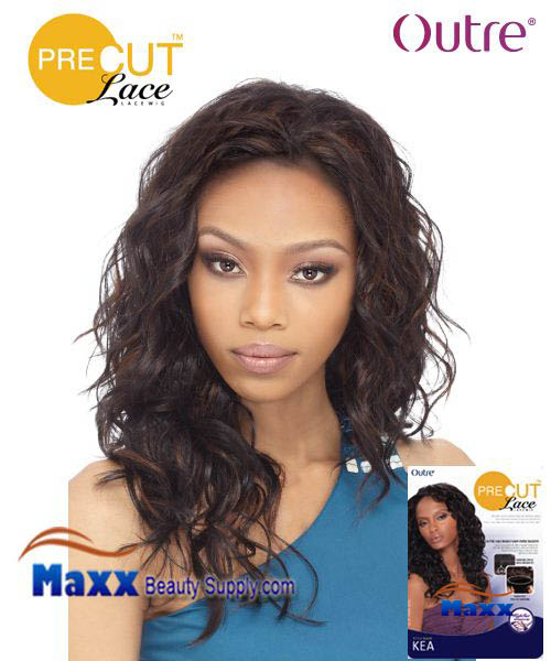 Outre Pre Cut Lace Wig Syntetic Hair - Liz