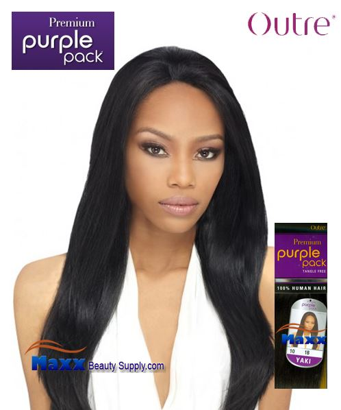 All In One Pack Human Hair Weave 116