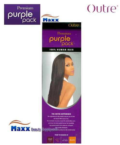 Outre premium purple pack human hair yaki weave 10 14 1499 outre premium purple pack human hair yaki weave 10 14 pmusecretfo Images