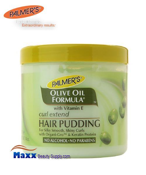 Palmers Olive Oil Formula Curl Extend Hair Pudding 14oz