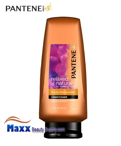 Pantene Relaxed & Natural Dry to Moisturized Conditioner 24 fl.oz
