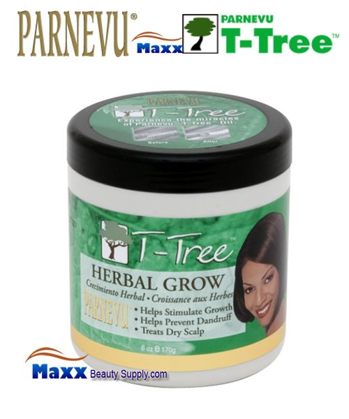 Parnevu T-Tree Herbal Grow 6oz - Jar