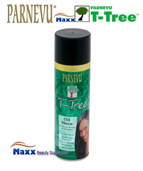 Parnevu T-Tree Oil Sheen 12oz - Spray Can