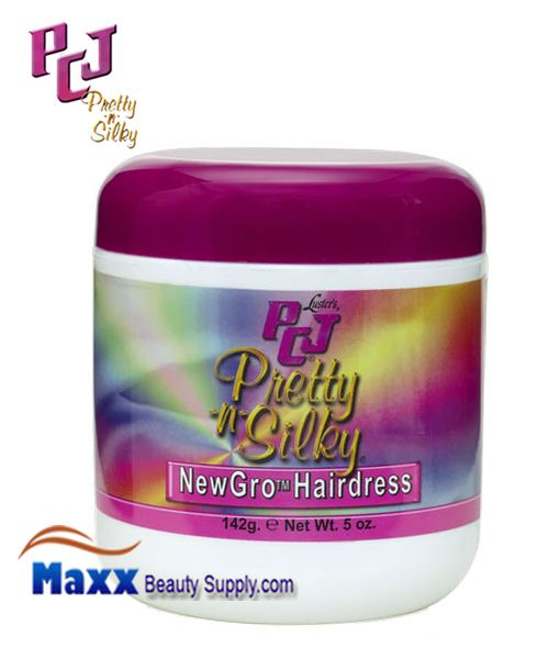 PCJ Pretty-n-Silky NewGro Hairdress 6oz
