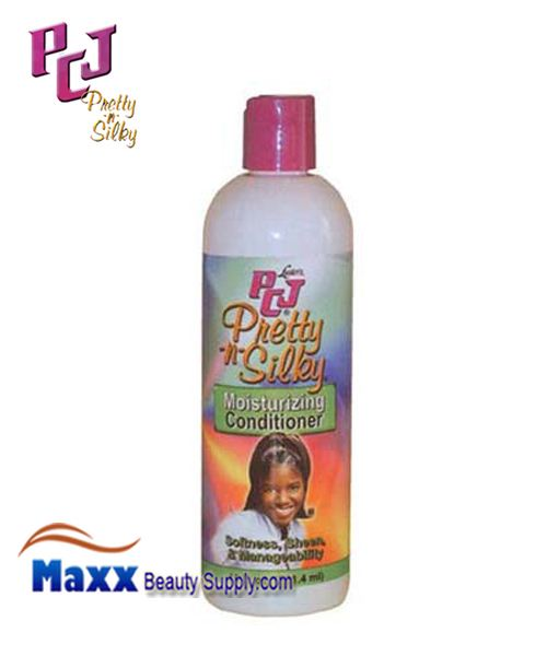 PCJ Pretty-n-Silky Moisturizing Conditioner 12oz