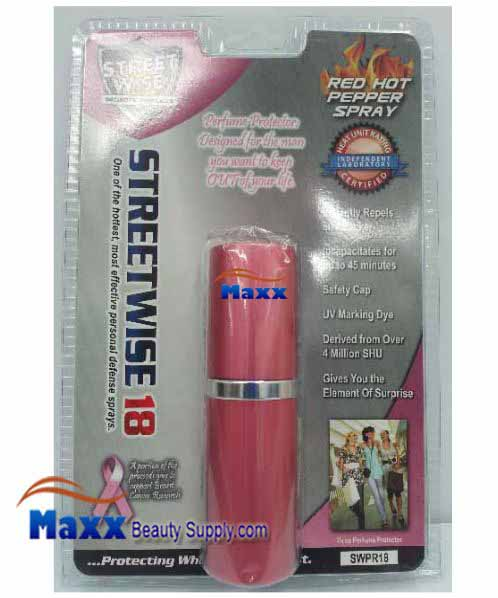 ... Pepper Spray : Streetwise Security Products Red Hot Pepper Spray 3/4oz