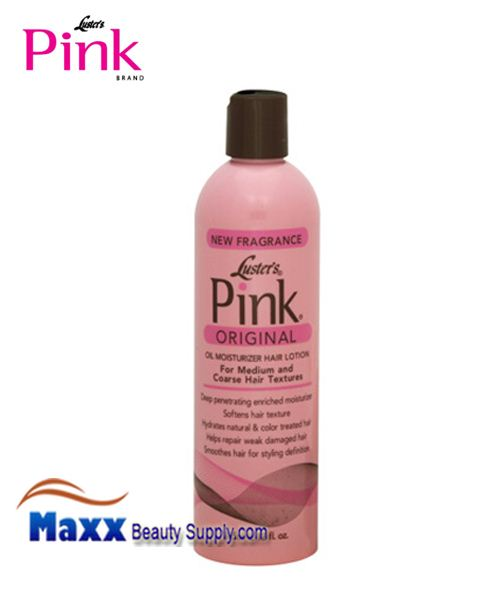 Luster's Pink Oil Moisturizer Hair Lotion 12oz - Original