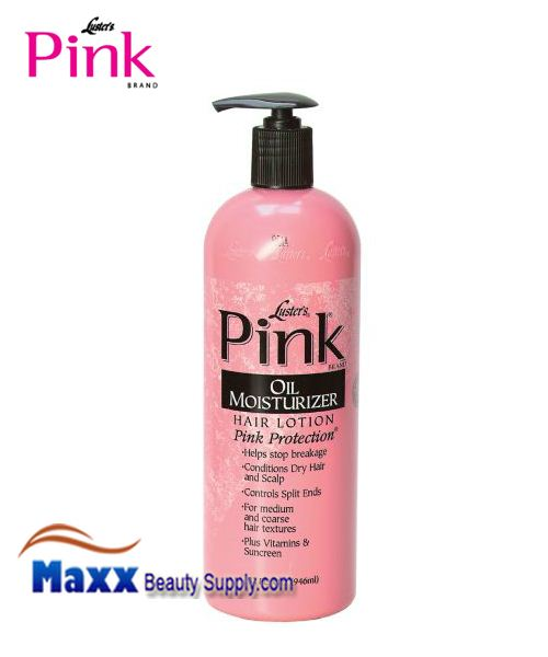 Luster's Pink Oil Moisturizer Hair Lotion 32oz - Original