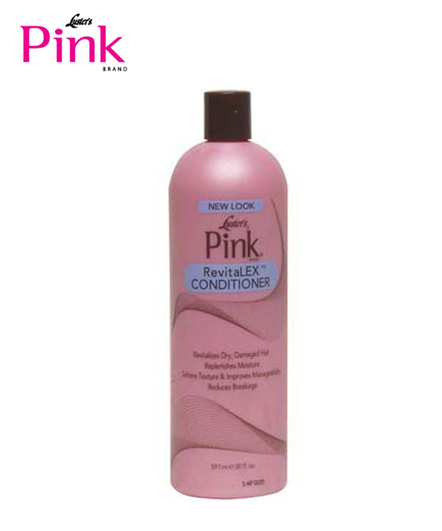 Luster's Pink Revitalex Conditioner Pink Protection 20 oz