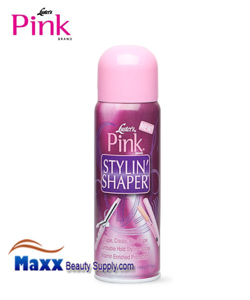 Luster's Pink Stylin Shaper 7.5oz