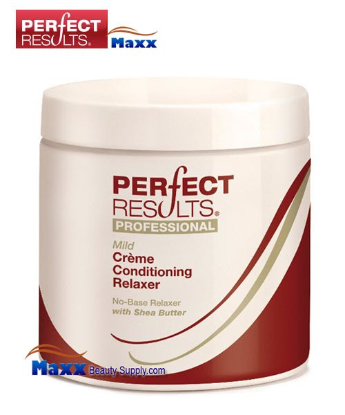 Perfect Results No Base Cream Conditioning Relaxer 16oz - Mild