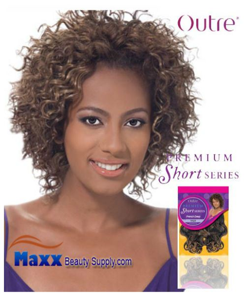 Outre premium short series human hair weave french deep 8s outre premium short series human hair weave french deep 8s pmusecretfo Images