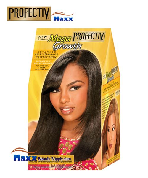Profectiv Mega Growth Anti Damage Protection No-Lye Relaxer System - Regular