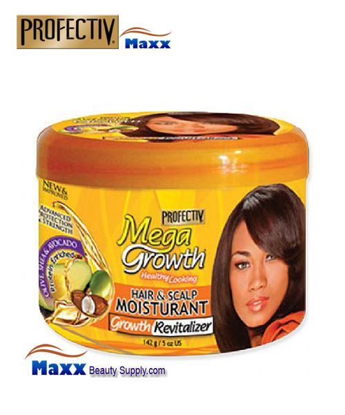 Profectiv Mega Growth Growth Revitalizer Hair & Scalp Moisturant 5oz