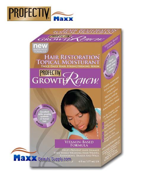 Profectiv Growth Renew Hair Restoration Topical Moisturant 4oz