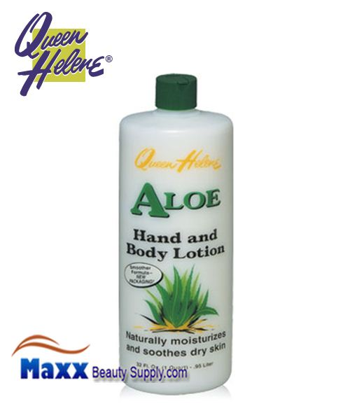Queen Helene Aloe Hand and Body Lotion 32oz