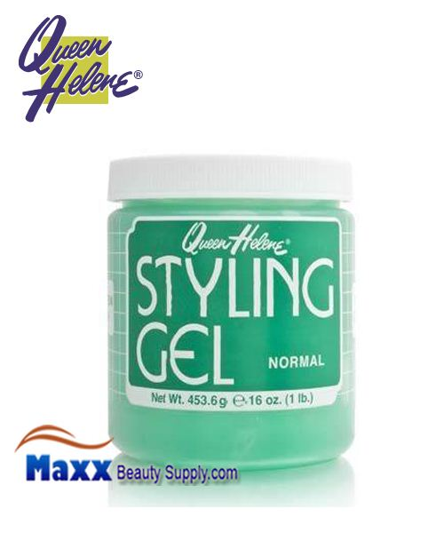 Queen Helene Styling Gel 16oz - Normal