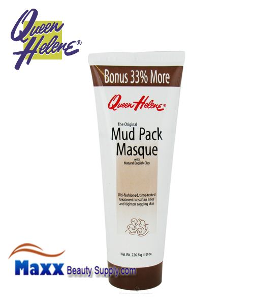 Queen Helene Mud Pack Masque 8oz