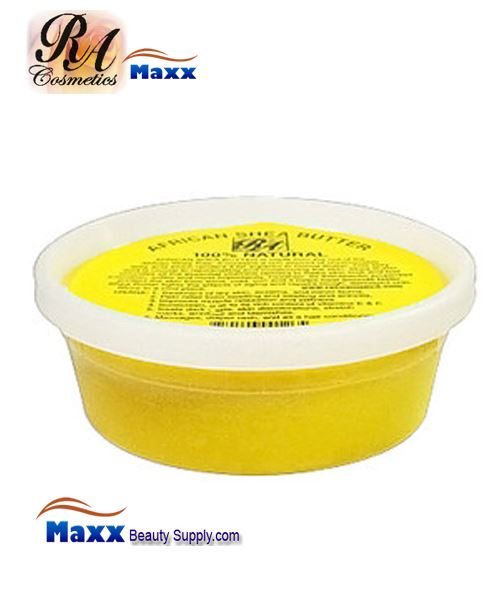 RA Cosmetic 100% African Shea Butter 8oz - Tub