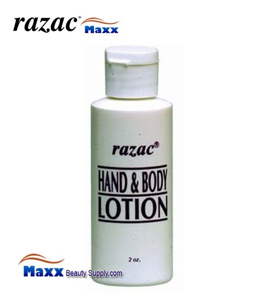 Razac Hand & Body Lotion 2oz - Bottle