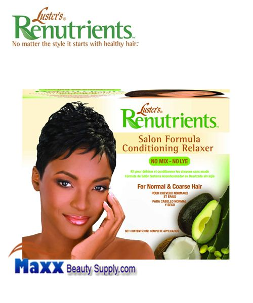 Luster's Renutrients Salon Formula Conditioning Relaxer Kit