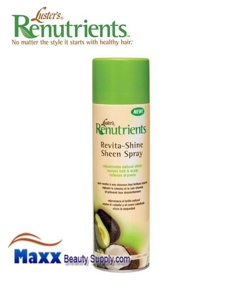 Luster's Renutrients Revita Shine Sheen Spray 14oz
