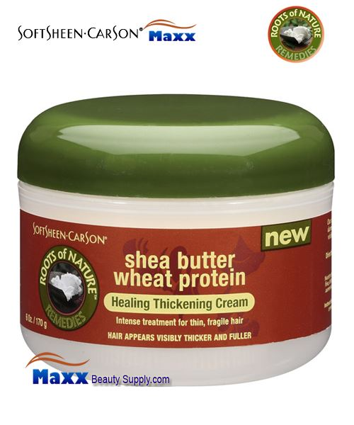 Roots Of Nature Healing Thickening Cream 6oz