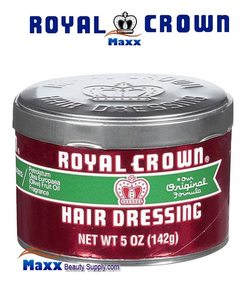 Royal Crown Original Formula Hair Dressing 5oz