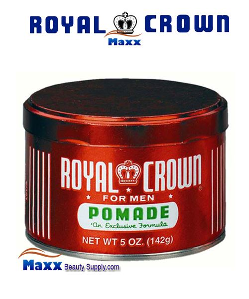 Royal Crown For Men Pomade An Exclusive Formula 5oz