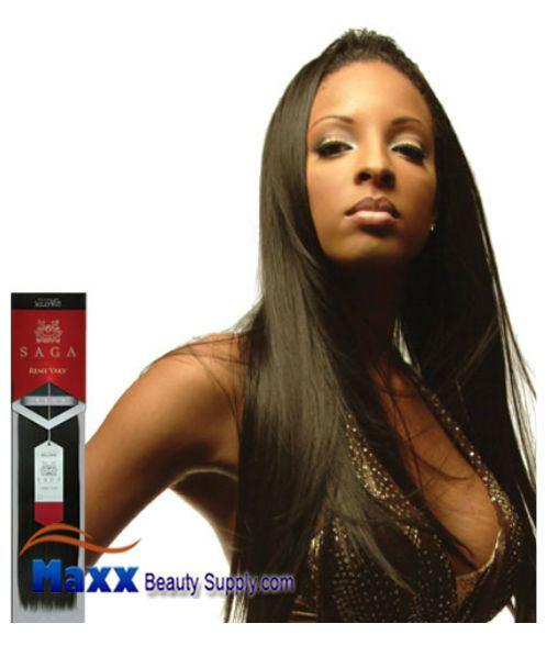 MilkyWay Saga Remy Hair Braid(Siver Pack) 18