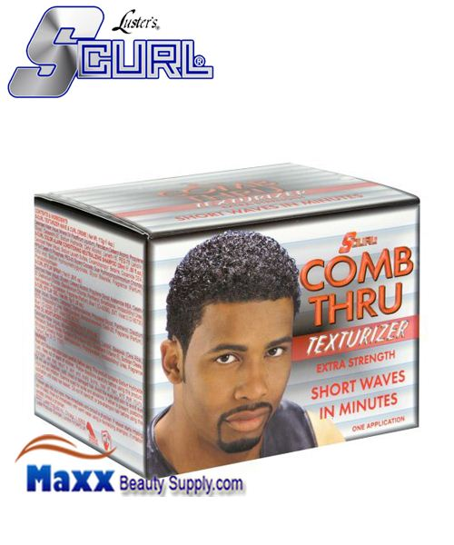 SCurl Comb-Thru Hair Texturizer - Extra Strength