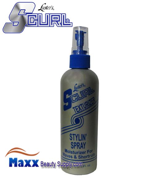 SCurl Texturizer Stylin' Spray 8oz