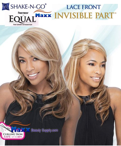 Freetress Equal Syntethic Invisible Part Lace Front Wig – Aliyah