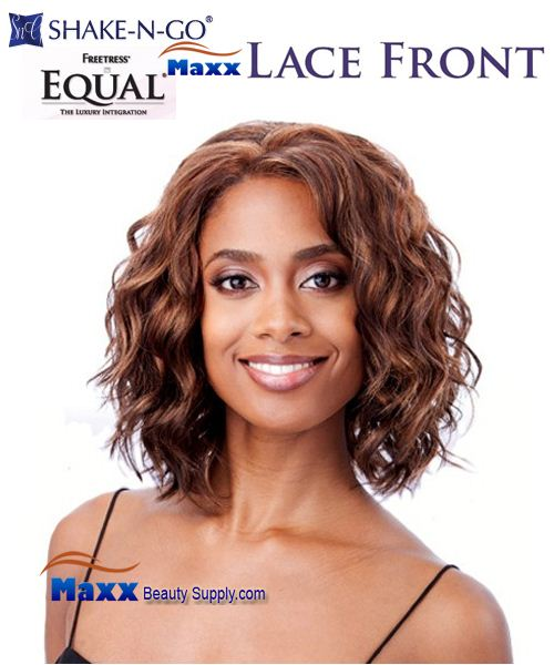 Freetress Equal Synthetic Lace Front Wig - Fiona