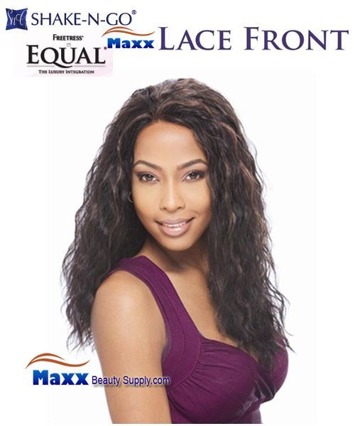 Freetress Equal Synthetic Lace Front Wig - Vicky