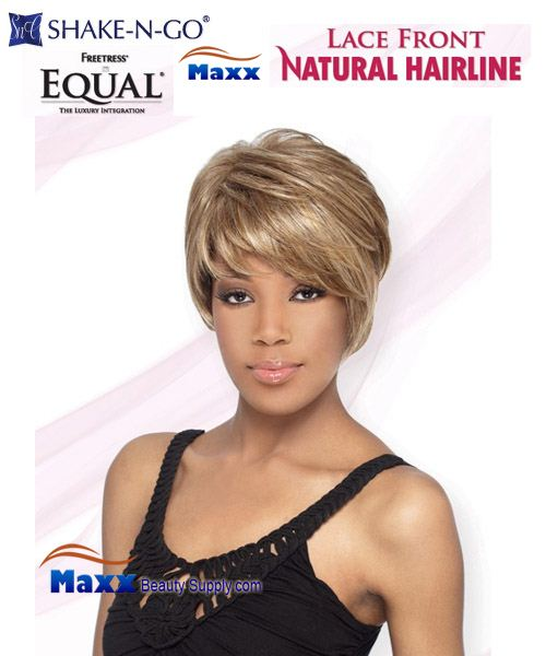 Freetress Equal Synthetic Lace Front Wig Natural Hairline - Reese