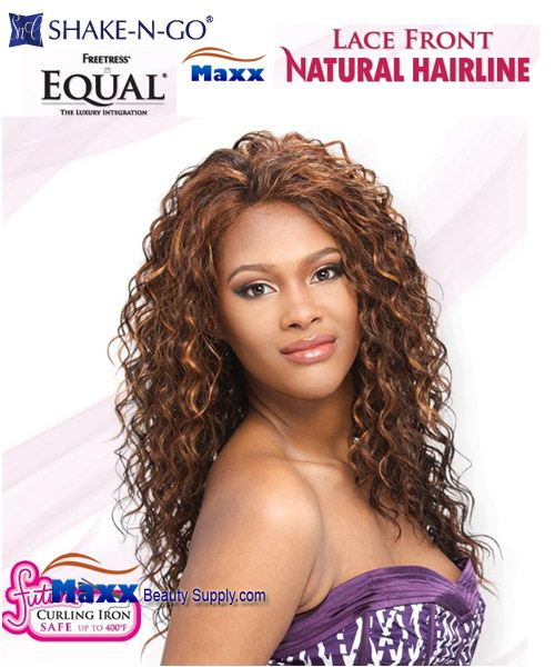 Freetress Equal Synthetic Lace Front Wig Natural Hairline - Rena